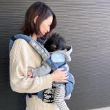 育児ママ必見❤️可愛い抱っこ紐カバーの画像(3枚目)