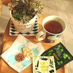 酵素ドリンク💆ファストザイムエナジーと発酵ハーブティー美貌茶だよ😏💕 ファストザイム エナジーは70種類以上の野菜と果物を熟成発酵させて作った植物性乳酸菌発酵飲料にブラックマカ、ウコン、ジンジャーを配…のInstagram画像