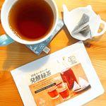 ..ヤマサンの国産オーガニック 発酵緑茶(5g×7包)☕️有機JASオーガニック/無農薬 🍂.ダイエットティー🏃♀️腸活ティー!発酵緑茶って初めて飲んだんだけど、クセ…のInstagram画像