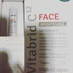 #ビタブリッドCフェイス #ビタブリッドC #vitabridc #ビタミンC12時間パック #monipla #vitabrid_fan肌を白くするらしいです。化粧水や水などと混ぜて…のInstagram画像