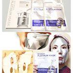 #SecretMuseFoilmask #フォイルシートマスク を使ってみました🎵蒸発無しのマスクは新感覚で、驚きました‼️セパレートで肌にしっかり密着😻美容液たっぷりでしっとりプルリン肌に✨…のInstagram画像