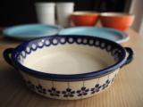 【ポーリッシュポタリー】本物のポーランド食器が我が家へ!日本の食卓にも合う、温かみのある可愛いデザインに一目惚れ☆の画像(1枚目)