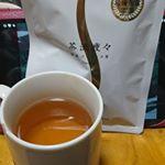 モニプラで当たりました‼ プーアール茶大好きなのでうれしい😆 これ飲みやすいし、ティーバッグタイプだからマグボトルに入れて会社にも持ってけるのが良いね‼ #荒畑園 #国産プーアール茶 #茶流痩々 …のInstagram画像