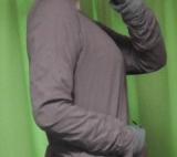 「【『エモーショナル』コーディネートブラジャー】着用しました。」の画像(7枚目)