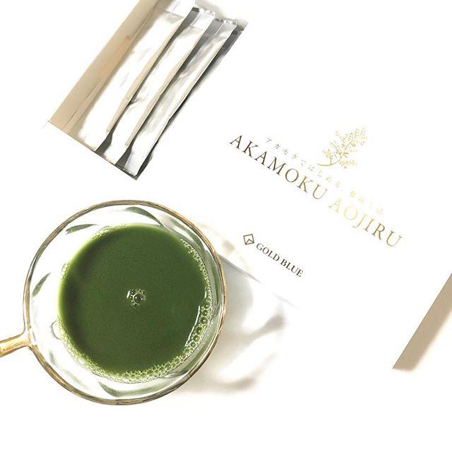 口コミ投稿:アカモク青汁を飲んでみました。アカモクは海藻でフコイダンやミネラル、食物繊維、…