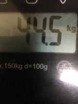 PUFEサンプルと今日の体重の画像(4枚目)