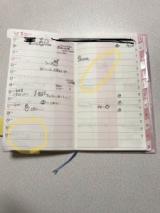 書きこんで「忘れない自分」を育てる手帳生活。自分だけの1冊を作り上げてみませんか♬の画像(1枚目)