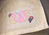 入園準備に最適!お昼寝お布団・バスタオル用お名前シート☆マイマーク☆4枚組の画像(6枚目)