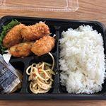 今日の昼はカキフライ弁当!! #きょうの昼ごはん #ひかり味噌phoyou #monipla #hikarimiso_fanのInstagram画像