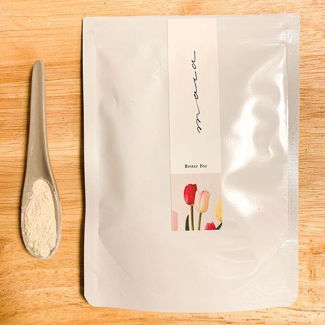 口コミ投稿:..株式会社POT Trading様  @better_for_recipes より.「無添加マカパウダー」を頂き…