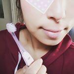キスユー極細コンパクトイオン歯ブラシの長期モニターです♡マイナスイオンで歯ツルツル!ワイドヘッドで気持ちいい磨き心地!! _________________________________…のInstagram画像