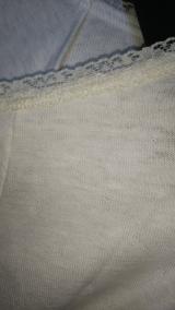 シャルレ,あったかウール混インナー(長袖)の画像(2枚目)