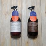 乾燥、してますよねw😫髪が広がってまとまらない,, BIOTIN + OIL シャンプー&トリートメント480ml  480g1,400yen +taxサルビアヒスパニカ種子油、ヤ…のInstagram画像