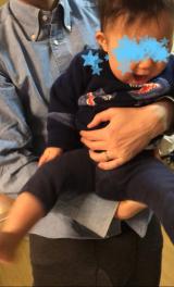 「1歳4ヶ月  たっちの練習(自主トレ)と欲しいもの」の画像(3枚目)