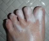 洗うだけで冷え対策♪ 株式会社ペリカン石鹸さんの ホットライフ 泡ボディソープ その3の画像(3枚目)