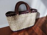 フィリピン製手作りかごバッグで一足早く春・夏気分!の画像(1枚目)