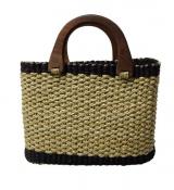 フィリピン製手作りかごバッグで一足早く春・夏気分!の画像(6枚目)