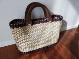 フィリピン製手作りかごバッグで一足早く春・夏気分!の画像(2枚目)