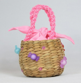 フィリピン製手作りかごバッグで一足早く春・夏気分!の画像(5枚目)