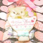 Happy Valentine's Day❣️娘と一緒にパパへチョコレート作り🍫チョコと一緒にアートキャンディやアイシングクッキーを添えて♡パパ、喜んでくれて良かったね。#アートキャン…のInstagram画像