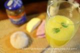 ヒューロムのスロージューサー♪⑨金柑とミントのサングリアの画像(5枚目)