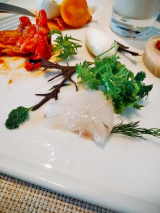 osteriaBACCO にて至福のイタリア料理のコースの巻の画像(3枚目)