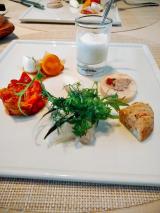 osteriaBACCO にて至福のイタリア料理のコースの巻の画像(2枚目)