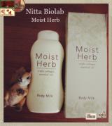 Nitta Biolab ニッタバイオラボ Moist Herbの画像(1枚目)