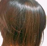「【当選】白髪染めしながらヘアケアも出来る『大島椿 ヘアカラートリートメント』もらった。」の画像(7枚目)