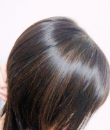 「【当選】白髪染めしながらヘアケアも出来る『大島椿 ヘアカラートリートメント』もらった。」の画像(6枚目)