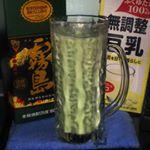 夜のWaShock!😱 白菜鍋鍋🍲😁&芋焼酎(#黒霧島 )と豆乳青汁割り♪#washoku #nabe #konnyaku #japnesewhiteradish #rollcabbage…のInstagram画像