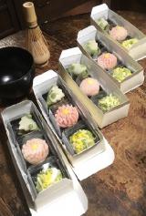 和菓子作り体験 in 京都の画像(9枚目)