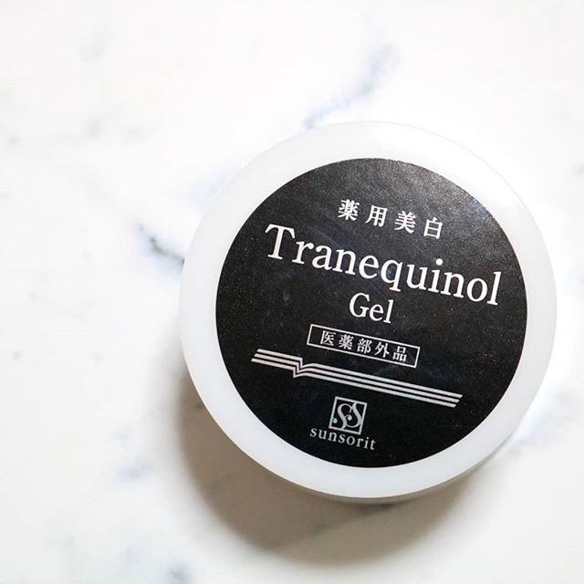 口コミ投稿:サンソリットからトラネキノールジェルが届きました♥.美白有効成分トラネキサム酸等…
