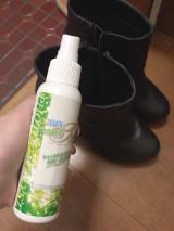 「ナノティーミスト❤️一拭きで抗菌消臭...」の画像(2枚目)