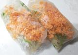 変わり鮭フレークの生春巻き〈モニター〉の画像(6枚目)