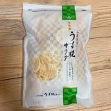 【もち吉】うす焼サラダをアレンジ カナッペ風・お茶漬けの画像(1枚目)