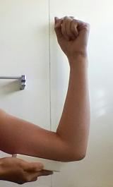 二の腕のざらざらを洗う重曹石鹸☆ペリカン石鹸の画像(8枚目)