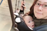 「石神井公園でブランコ♥と、最近使っている保湿スティック♥」の画像(1枚目)