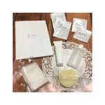 .*築野食品 様の【米ぬかスキンケア「イナホ」】を使ってみましたイナホお試しセット(約7日分)定価1,200円(税込)・フェイシャルソープ・コンディショニングローション…のInstagram画像