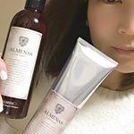 髪を頭皮からケアしてくれちゃう❤️アルメナス/シャンプー&トリートメント頭皮をスキンケアするという考えから生まれたシャンプー・・髪と肌細胞と同じ成分マイルドなアミノ酸系&タウリ…のInstagram画像
