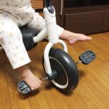 「三輪車デビュー」の画像(13枚目)