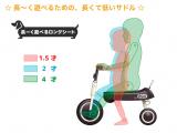 「三輪車デビュー」の画像(8枚目)
