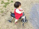 「三輪車デビュー」の画像(5枚目)