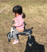 「お外遊びに*D-bike dax」の画像(3枚目)