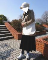 今年の春は AKAISHIさんのウォーキングシューズで決まり❤️の画像(17枚目)