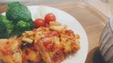 【うちごはん】オーブンで肉汁を逃さない?!簡単タンドリーチキンの画像(3枚目)