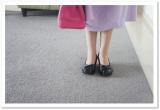 外反母趾でも安心フィット☆AKAISHI*139パンプスクロスギャザー*の画像(7枚目)