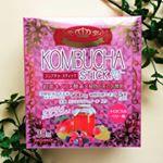 四半世紀くらい前に「紅茶キノコ」として、日本でもブームだった醗酵紅茶エキス「KOMBUCHA」が、再び注目されてきてますよね。今回トライしてみたのはユーワさんの粉スティック型KOMBUCHAです。飲み…のInstagram画像