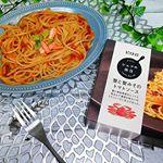 @pietro_19801209 様より冷凍食品 シェフの休日シリーズ 蟹と蟹味噌のトマトソースパスタをご提供頂きました。国産の紅ずわい蟹と香味野菜をじっくり煮込んでいるだけあって濃厚な味✨蟹…のInstagram画像