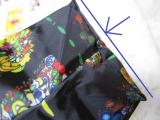 口と足で書く芸術家協会 口と足で描いた絵 エコバッグ NO.3の画像(11枚目)